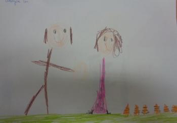 rysunek dziecięcy