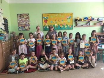Dzieci w klasie
