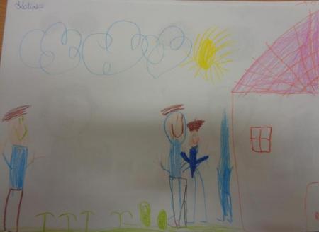 Spotkanie z przedszkolakami w Filii nr 1