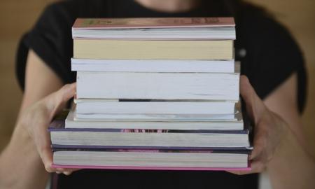 Zwroty książek ze zlikwidowanej filii.
